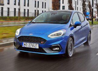 Ford Fiesta ST (2021). Opis wersji i cennik