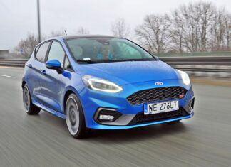 Ford Fiesta ST (2020). Opis wersji i cennik