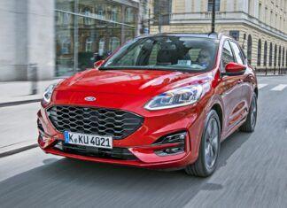 Nowy Ford Kuga (2021). Opis wersji i cennik