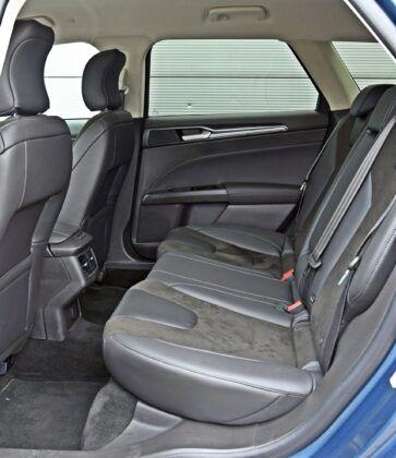 Ford Mondeo Hybrid Kombi (2020)