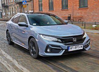 Honda Civic X (2021). Opis wersji i cennik