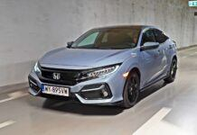 Honda Civic X (2020)