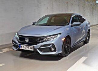 Honda Civic X (2020). Opis wersji i cennik