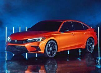 Nowa Honda Civic XI – pierwsze zdjęcia i informacje