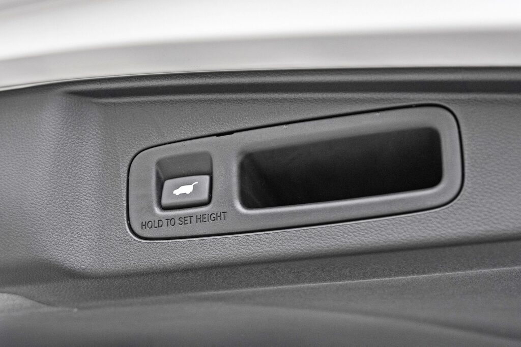Honda CR-V - pokrywa bagażnika