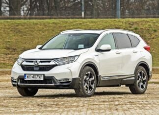 Honda CR-V (2021). Opis wersji i cennik