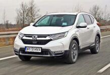 Honda CR-V (2020)