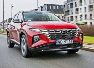 Hyundai Tucson (2021). Opis wersji i cennik