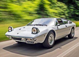 Lamborghini Urraco kończy 50 lat – historia modelu