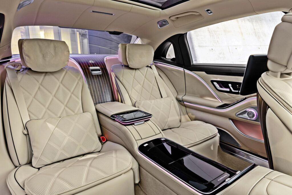 Mercedes-Maybach klasy S (2020)