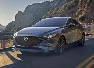 Mazda 3 Turbo w akcji. Ma 250 KM i niecałe 6 sekund do setki
