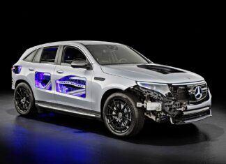 Mercedes EQC bez tajemnic. Jak działa ten elektryczny SUV?