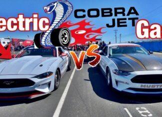 Elektrony kontra oktany – pojedynek dwóch Mustangów