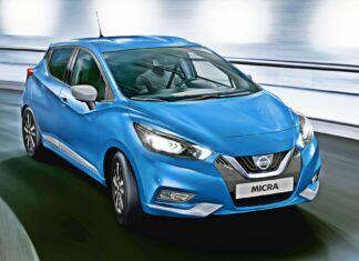 Odświeżony Nissan Micra – co się zmieniło?