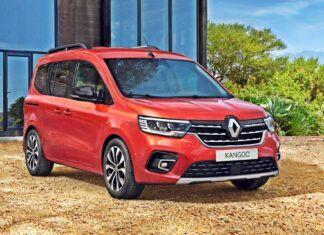 Nowe Renault Kangoo (2021) – oficjalne zdjęcia i informacje