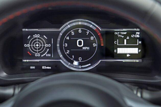 Nowe Subaru BRZ