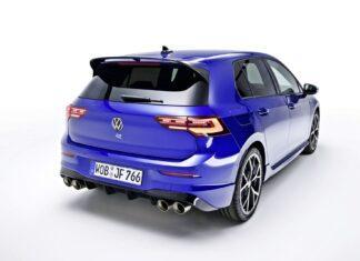 Nowy Volkswagen Golf R – oficjalne zdjęcia i informacje