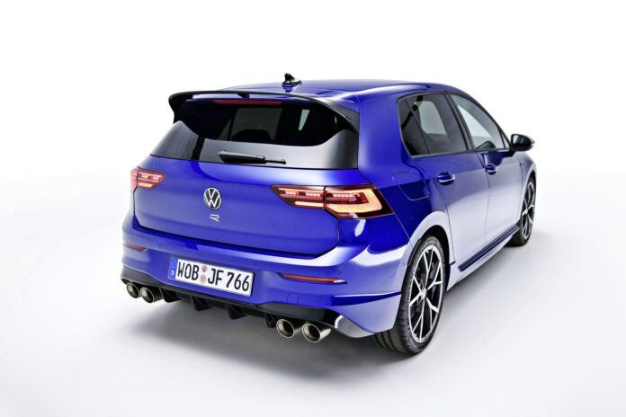 Nowy Volkswagen Golf R