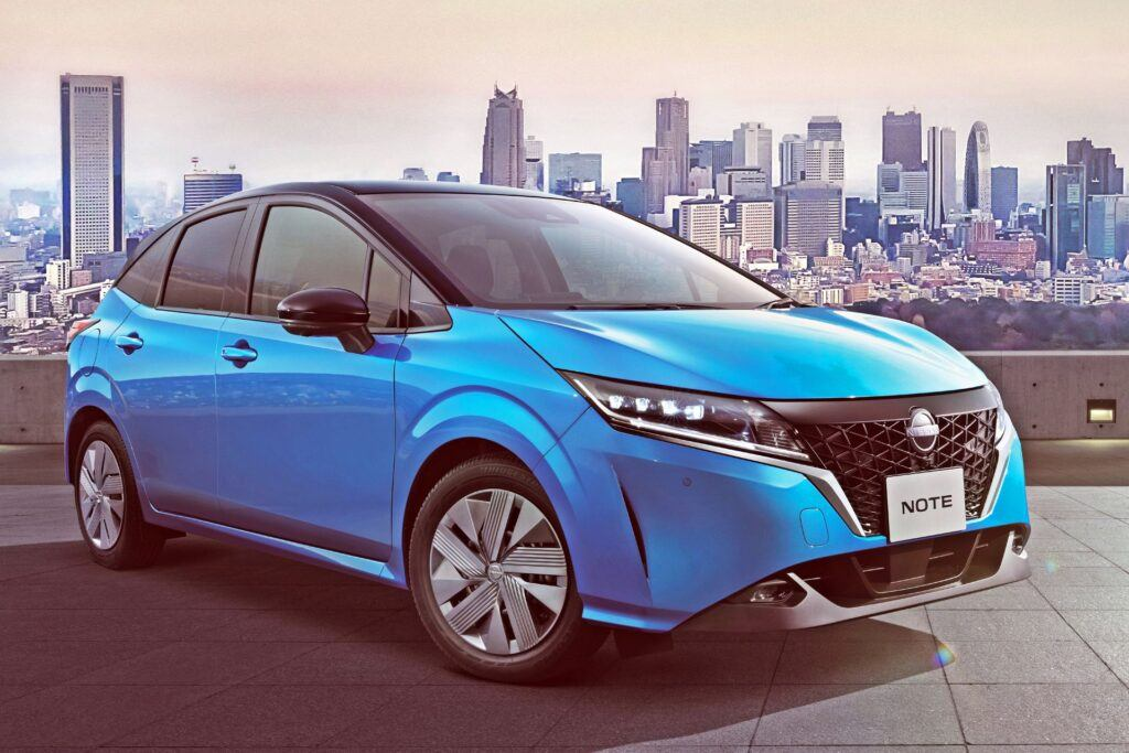 Nowy Nissan Note
