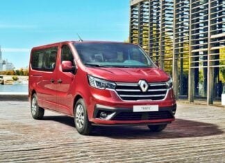 Nowe Renault Trafic (2021) – pierwsze zdjęcia i informacje