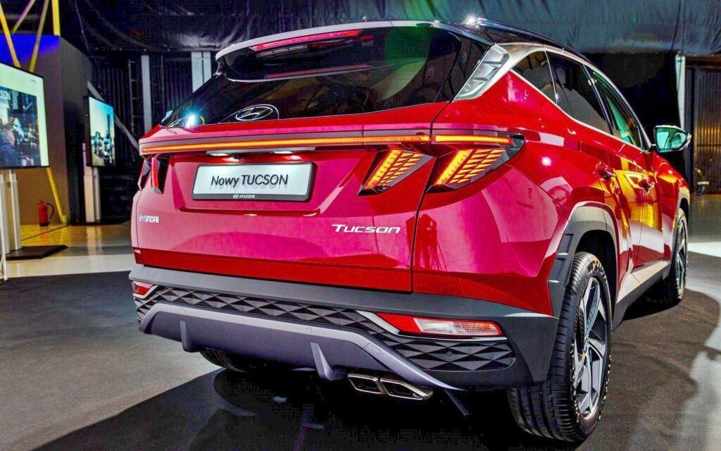 Hyundai Tucson (2021)