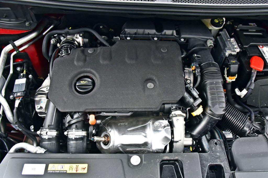 Opel Grandland X - silnik wysokoprężny