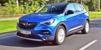 Opel Grandland X (2020)