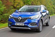Renault Kadjar - przód