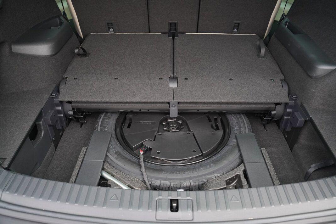 skoda kodiaq 1.5 tsi dsg test 2020 - bagażnik 02