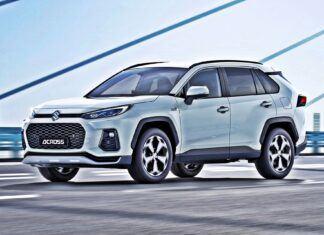 Nowe Suzuki Across (2020). Opis wersji i cennik