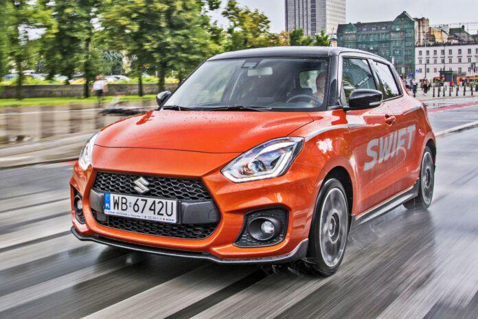 Suzuki Swift Sport Hybrid (2020)