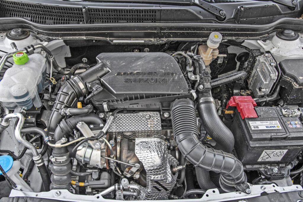 Suzuki SX4 S-Cross - silnik