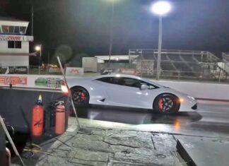 Tesla Model S kontra Lamborghini Huracan – kto wygra?