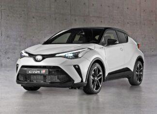 Nowa Toyota C-HR GR Sport. Przebojowy crossover na sportowo