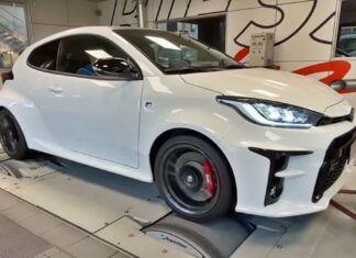 Nowa Toyota GR Yaris – test na hamowni. Ile naprawdę ma mocy?