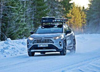 Toyota RAV4 w drodze na Nordkapp. Kulisy zimowej wyprawy