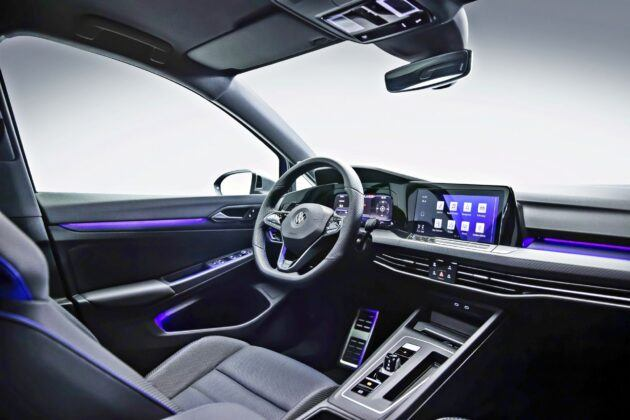 Volkswagen Golf R (2021)