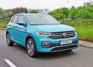 Volkswagen T-Cross (2021). Opis wersji i cennik
