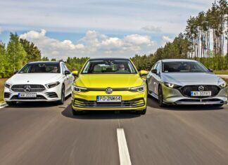 Najlepsze kompakty 2020 roku. Ranking tygodnika Autocar