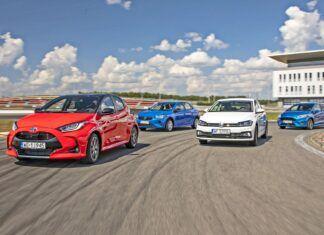 Brytyjski Autocar wybrał najlepsze auta miejskie 2020 roku