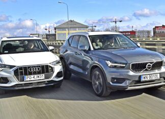 Najlepsze kompaktowe SUV-y 2020 roku według tygodnika Autocar