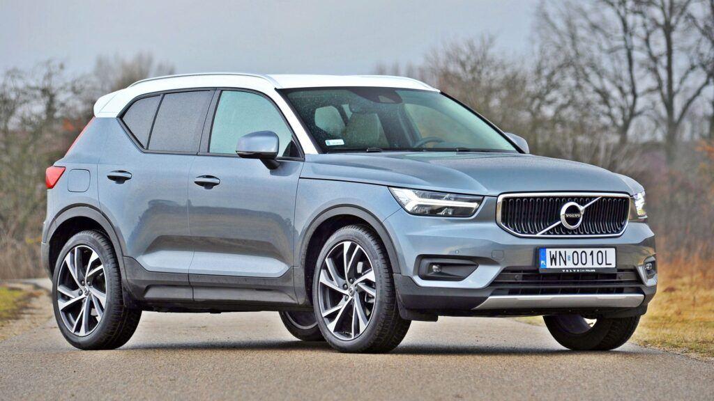 Volvo XC40 (2020)