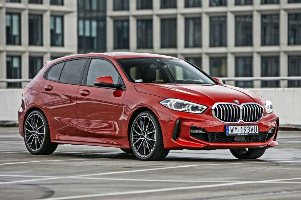 BMW serii 1 (2020)