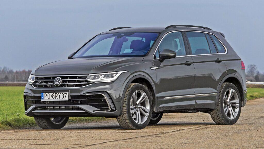 VW Tiguan (2020)