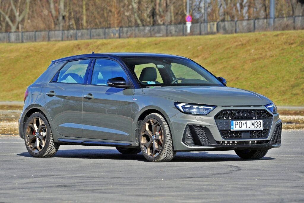 Audi A1 (2020)