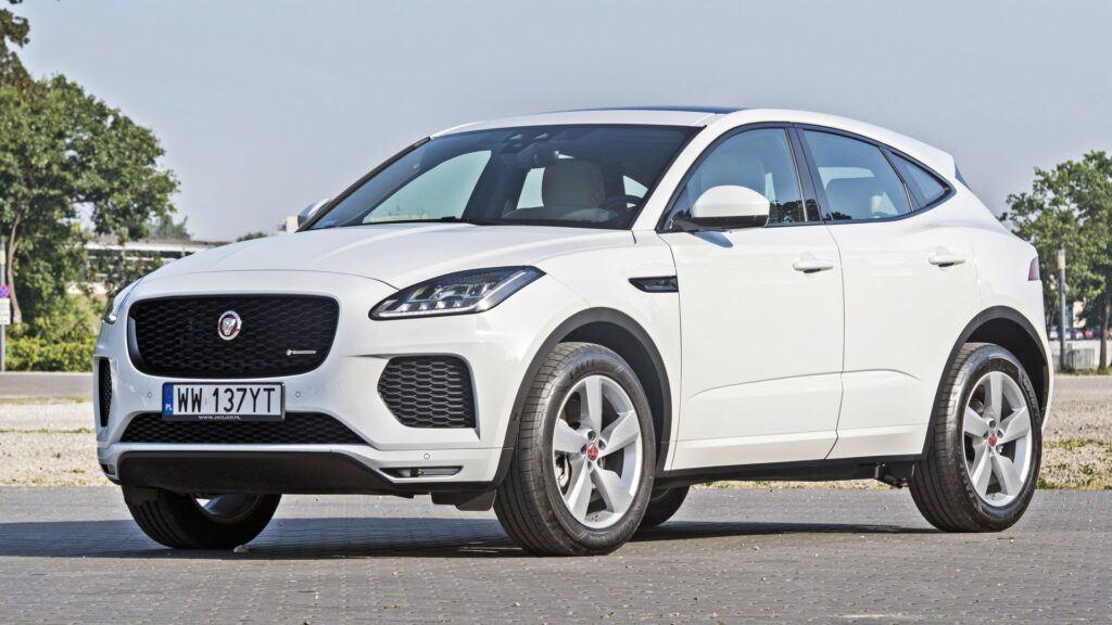 Jaguar E-Pace (2020)