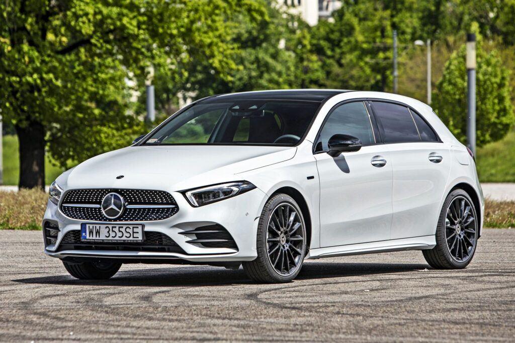 Mercedes klasy A (2020)