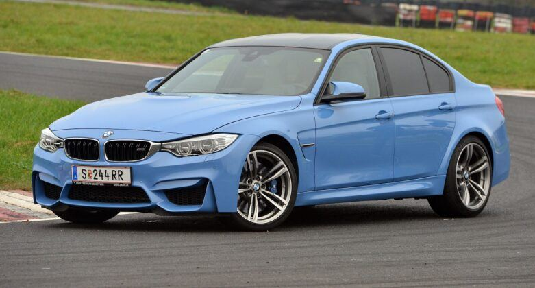 BMW M3 F80 3.0T R6 431KM 7AT M DCT S244RR 10-2014