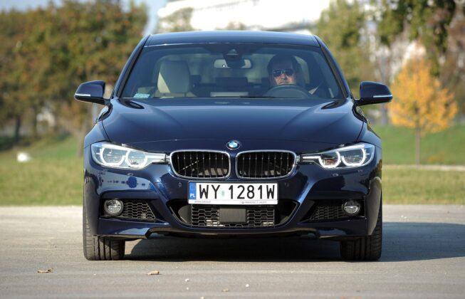 BMW serii 3 (F30) 21