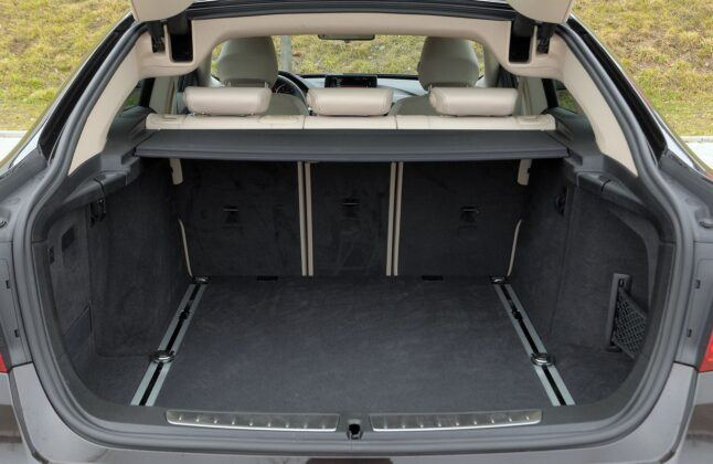 BMW 320d F34 Gran Turismo Modern Line 2.0d 184KM 8AT xDrive WY6942V 02-2014